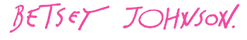 Logo for Betsey Johnson Intimates
