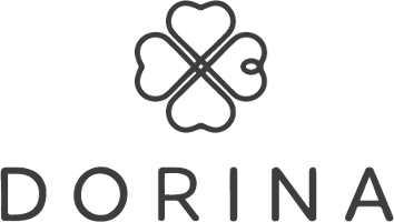 Logo for Dorina