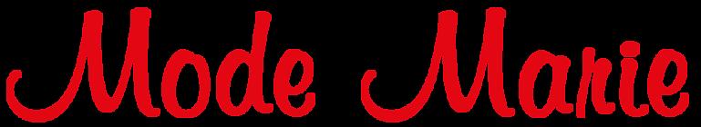 Logo for Mode Marie